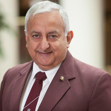 Daryl Melham, President