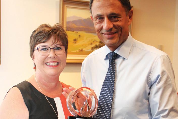 OOPS Award 2015