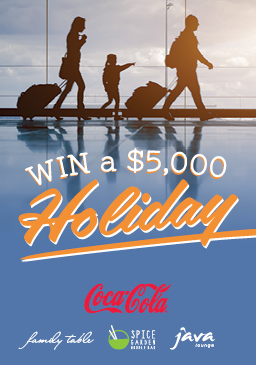 Win a $5,000 Holiday