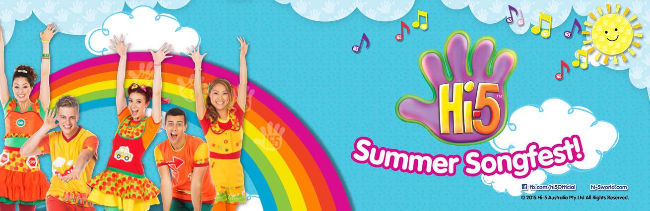 Hi5 - Summer Songfest
