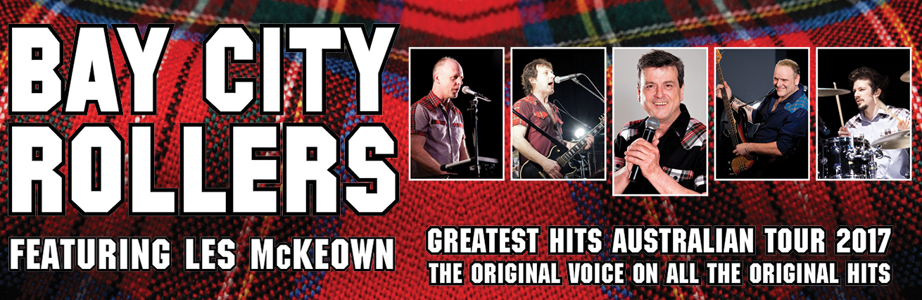 Bay City Rollers (UK) feat Les McKeown