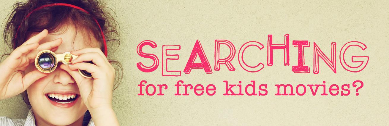Free Kids Movies