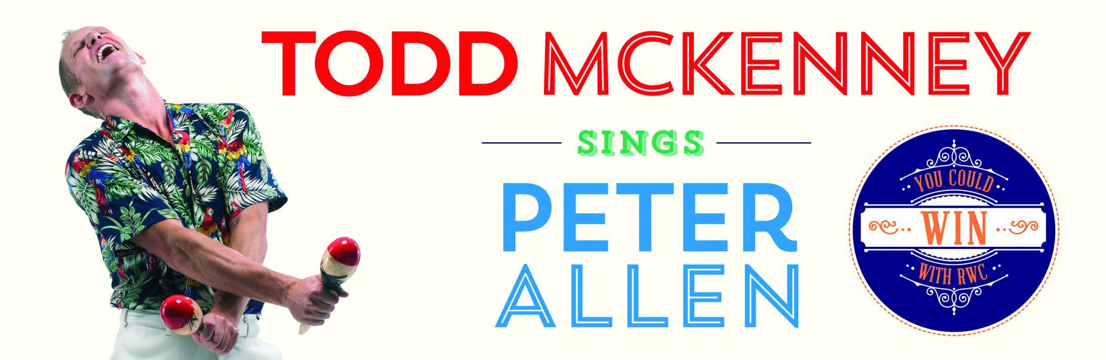 WIN Todd McKenney Meet & Greet