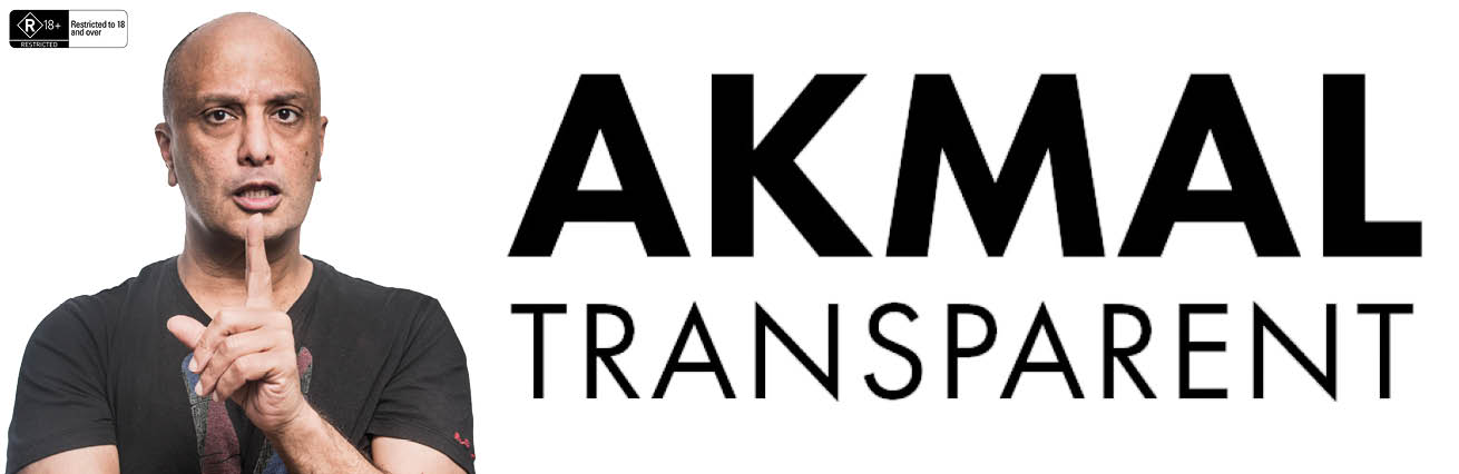 AKMAL - TRANSPARENT 18+