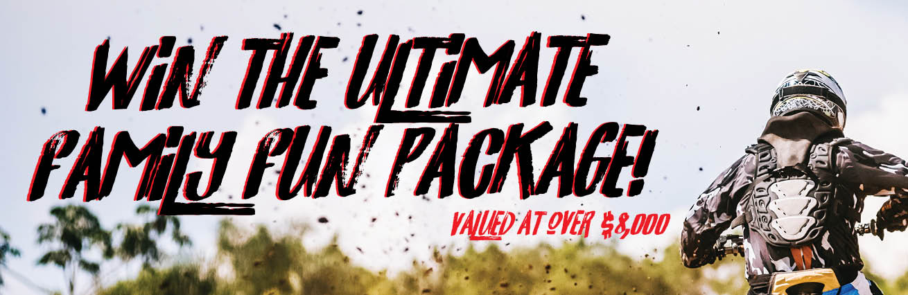 ULTIMATE FAMILY FUN PACKAGE