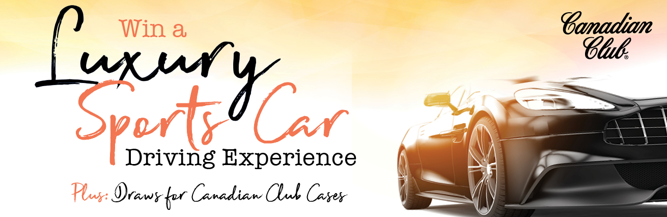 LUXURY SPORTS CAR DRIVING EXPERIENCE