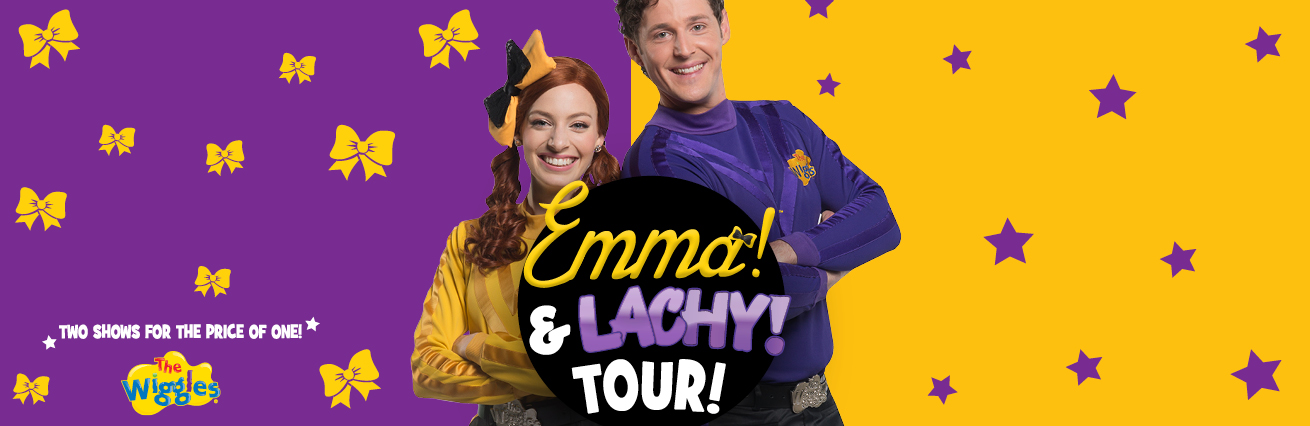 The Wiggles - The Emma And Lachy Tour