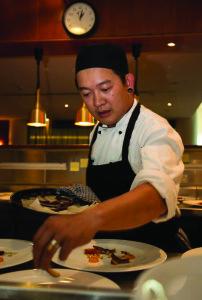 Executive Chef Hung Le