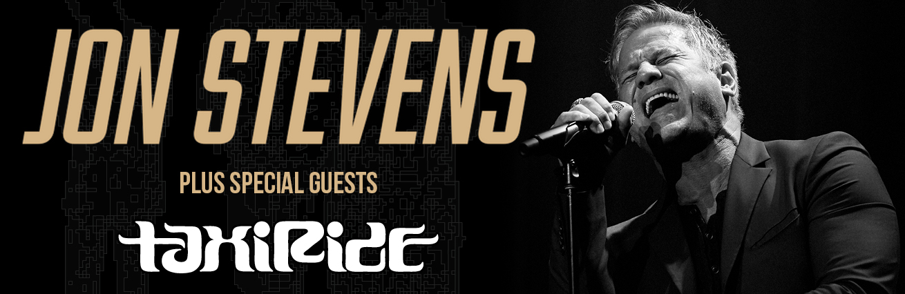 The Best Of Jon Stevens with Special Guest Taxiride