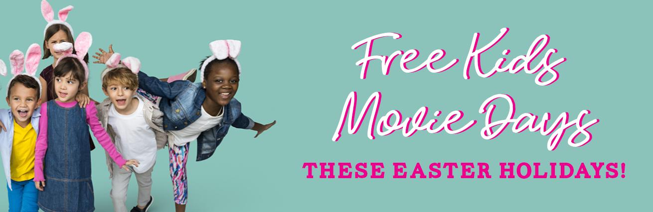 FREE KIDS MOVIE DAYS