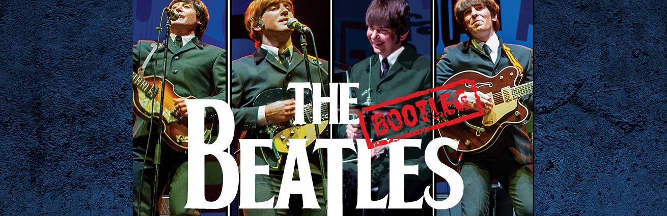 The Bootleg Beatles - Direct From The UK