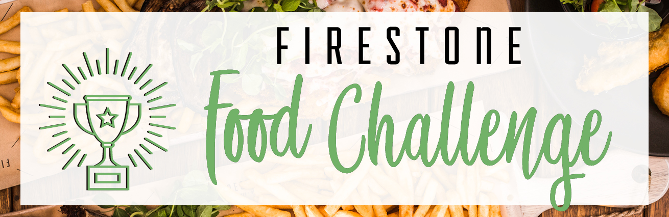 FIRESTONE FOOD CHALLENGE