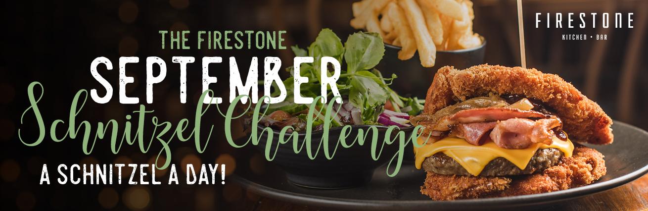 The Firestone September Schnitzel Challenge